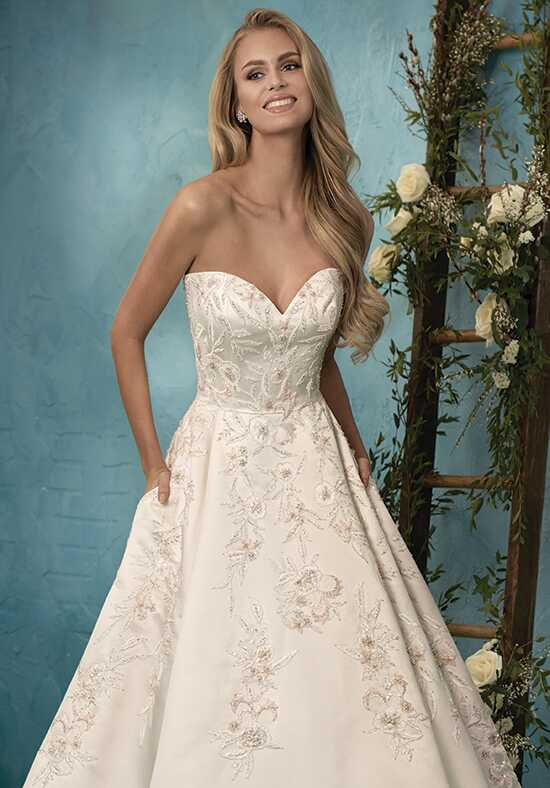 Jasmine Collection F191065 Ball Gown Wedding Dress