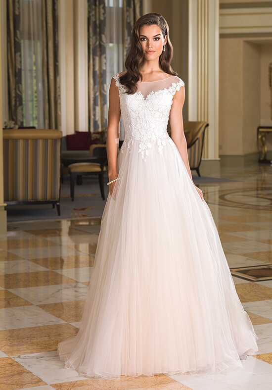 Justin Alexander 8852 Ball Gown Wedding Dress