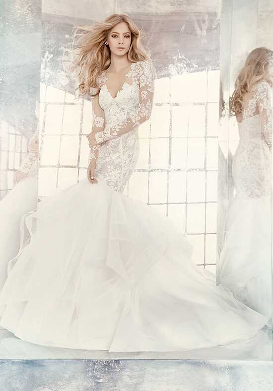 Hayley Paige 6603 Tanner Mermaid Wedding Dress
