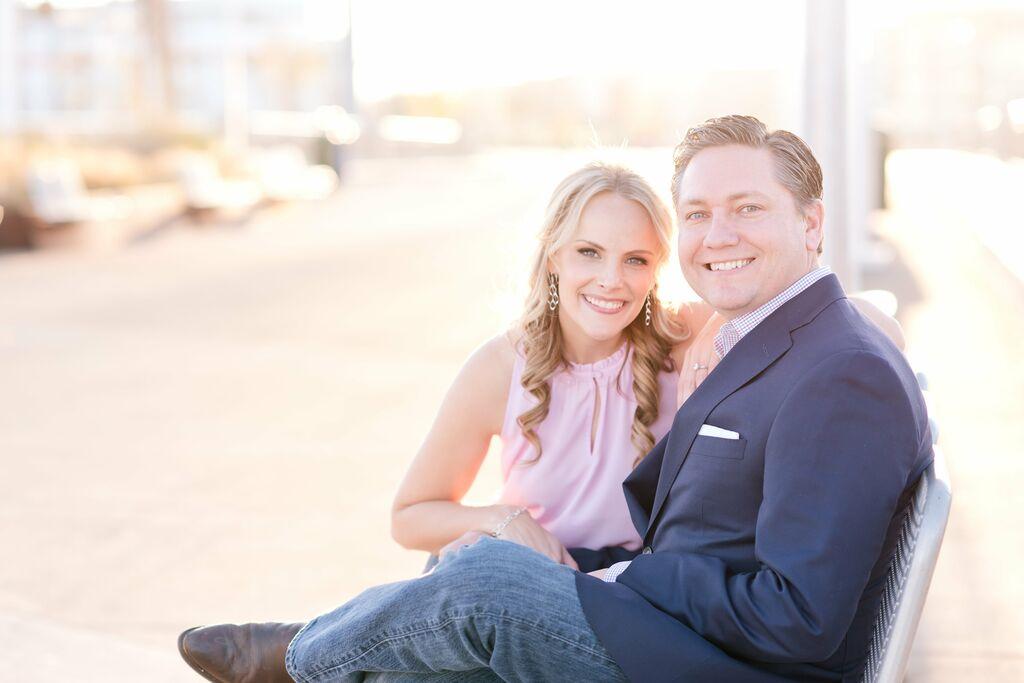 lindsey olsen and tray black's wedding website