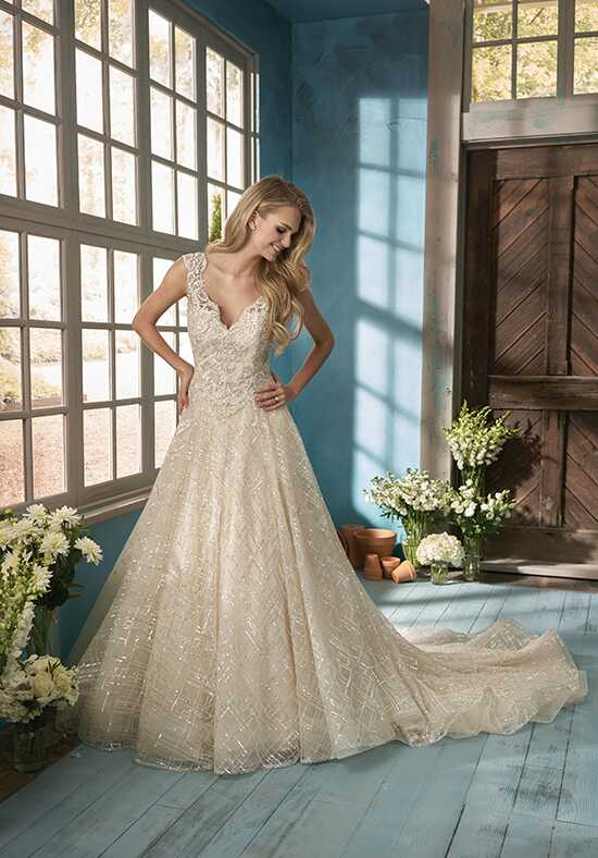 Jasmine Collection F191062 Ball Gown Wedding Dress