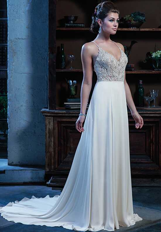 Amaré Couture C132 Gloria A-Line Wedding Dress
