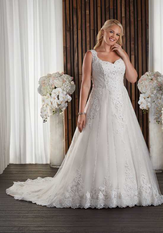 Unforgettable by Bonny Bridal 1713 A-Line Wedding Dress