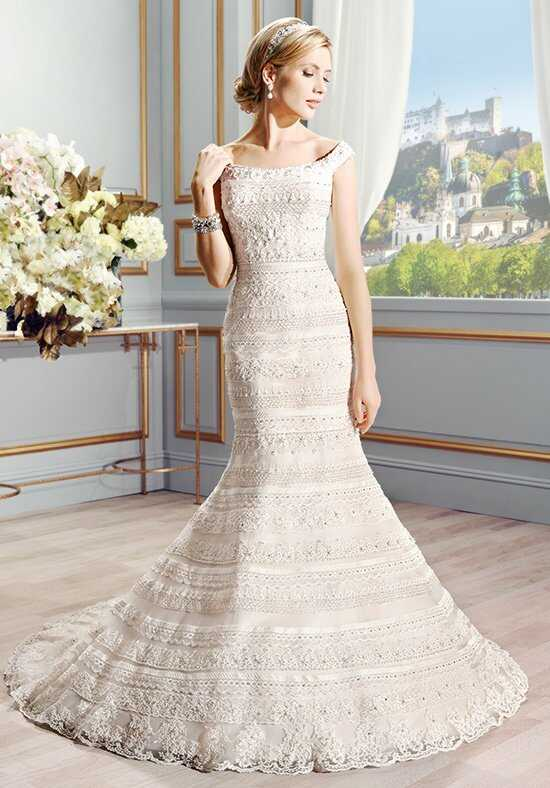 Val Stefani D8098 Mermaid Wedding Dress