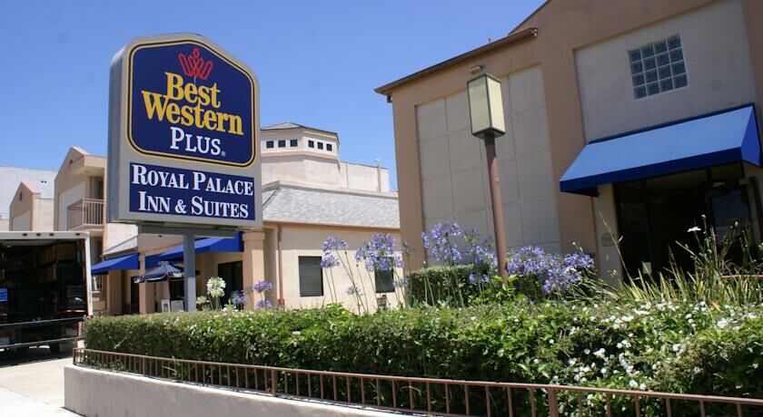 Hotel Reservations At Best Western Royal Palace Inn Suites We