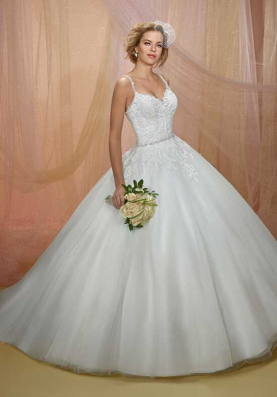 1 Wedding by Mary's Bridal 6473 Ball Gown Wedding Dress