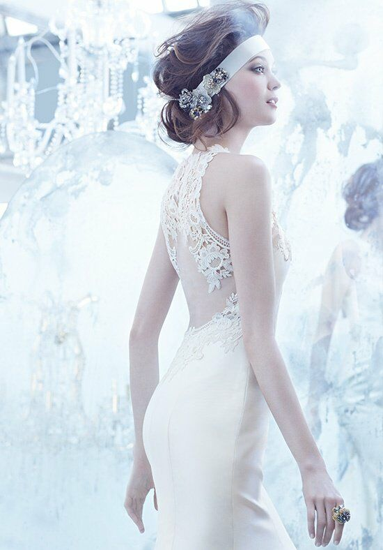 Lazaro 3356 Wedding Dress