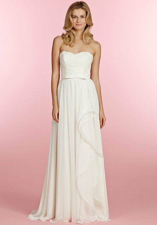 Blush by Hayley Paige 1508/Fauna A-Line Wedding Dress