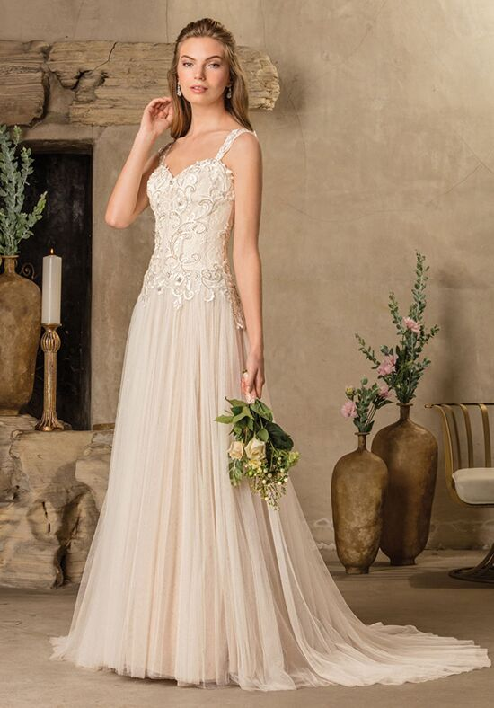 Casablanca Bridal Style 2297 Tierra A-Line Wedding Dress