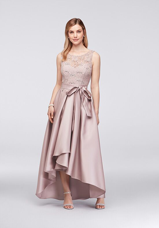 David's Bridal Mother of the Bride David's Bridal Style 3552DB Champagne Mother Of The Bride Dress