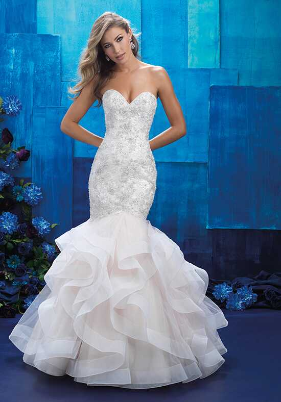 Allure Bridals 9421 Mermaid Wedding Dress