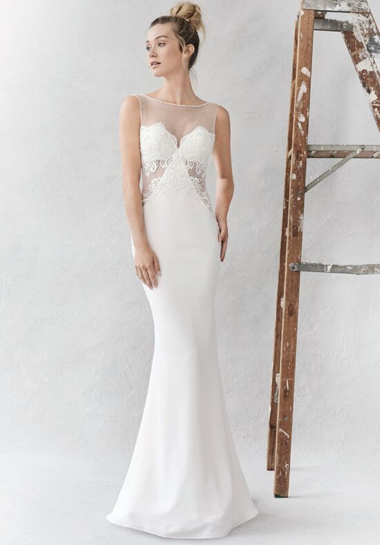 Kenneth Winston: Ella Rosa Collection BE367 Mermaid Wedding Dress