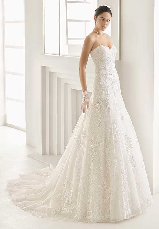Two by Rosa Clará Oggi A-Line Wedding Dress