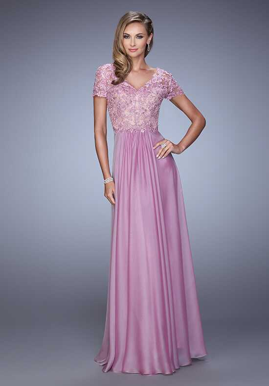 La Femme Evening 21632 Mother Of The Bride Dress