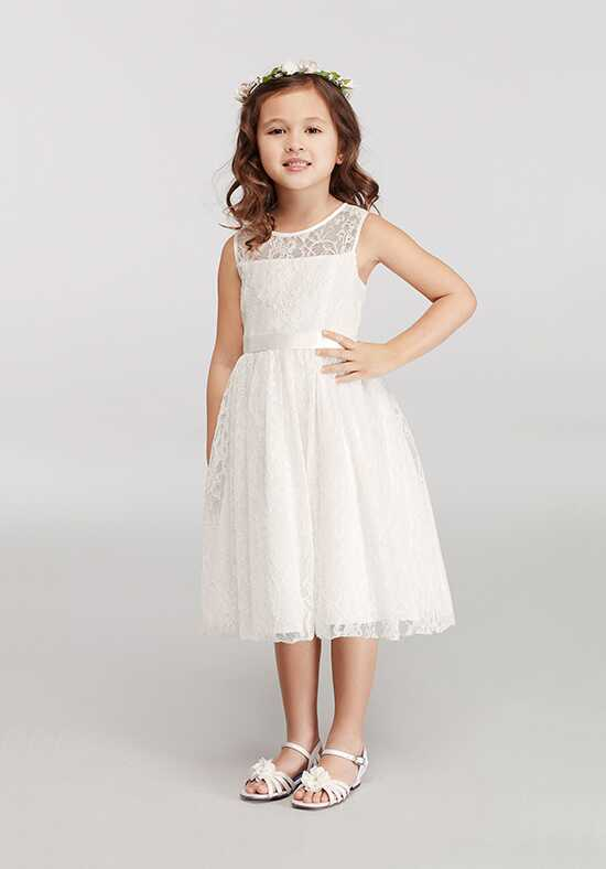 David's Bridal Juniors David's Bridal Style OP226 Flower Girl Dress photo