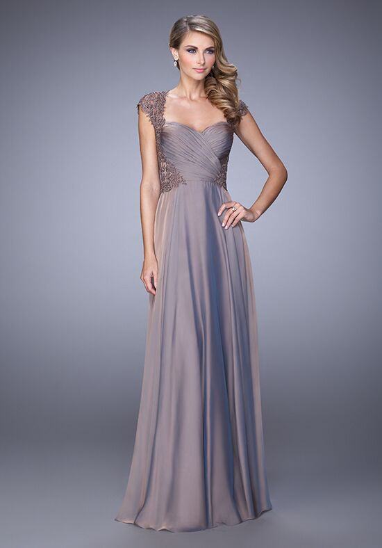 La Femme Evening 21661 Mother Of The Bride Dress