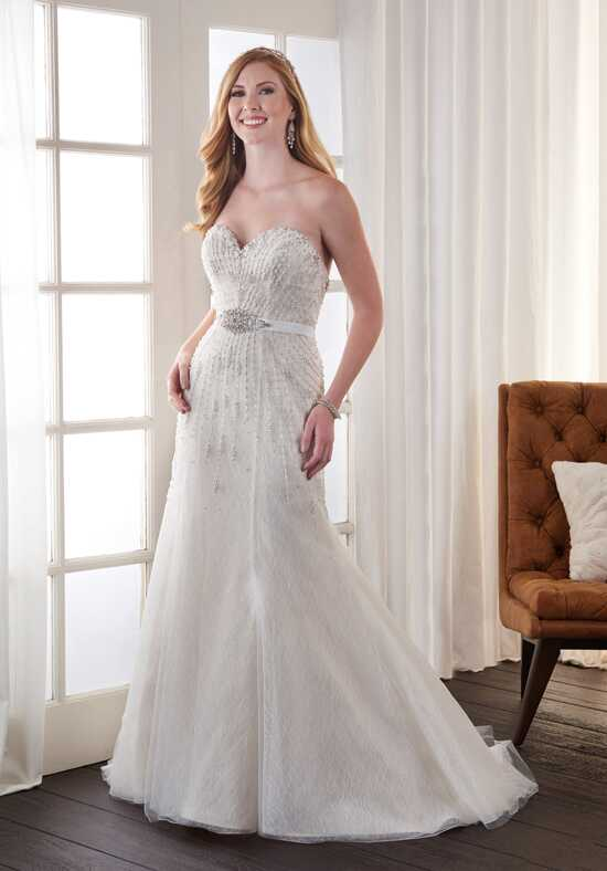 Bonny Bridal 715 A-Line Wedding Dress