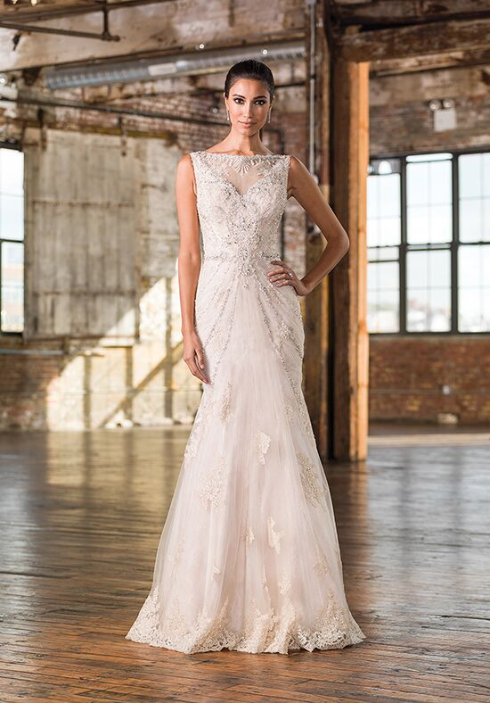 Justin Alexander Signature 9825 Mermaid Wedding Dress