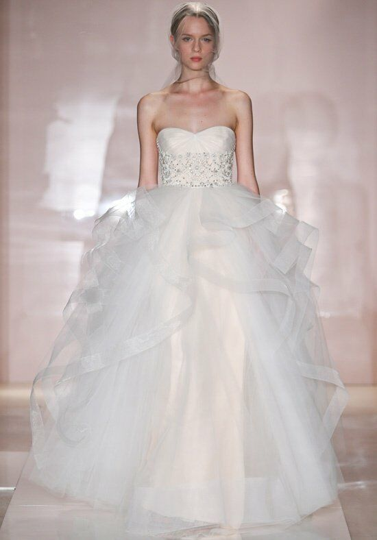 Reem Acra Isabella Wedding Dress