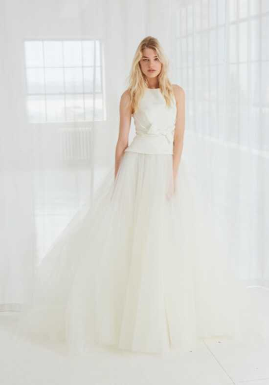 Amsale Miller Ball Gown Wedding Dress