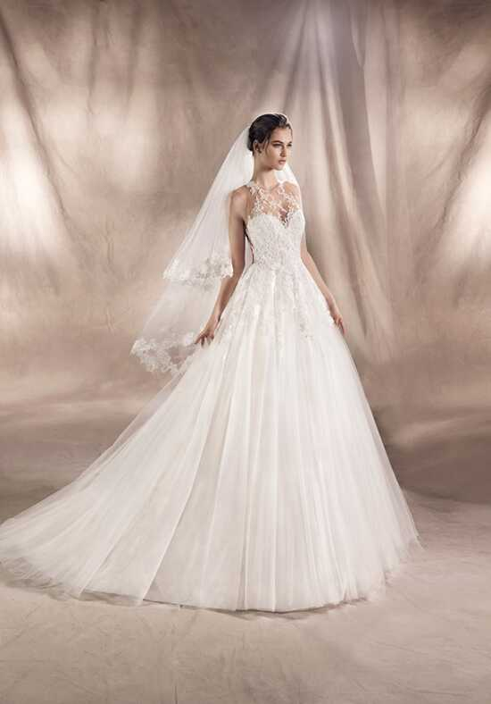 WHITE ONE SONIA Ball Gown Wedding Dress