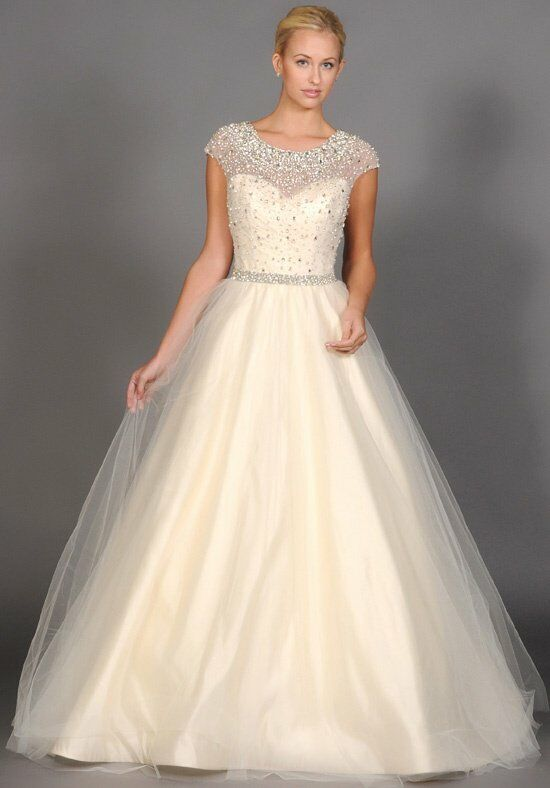 "Eugenia ""Vera"" Style 3903 Ball Gown Wedding Dress"