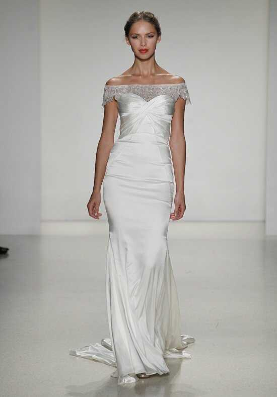 Kelly Faetanini Katerina Sheath Wedding Dress