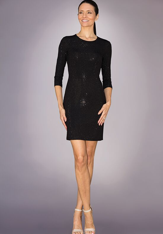 Grayse Wedding Party W1411017-Black Black Mother Of The Bride Dress