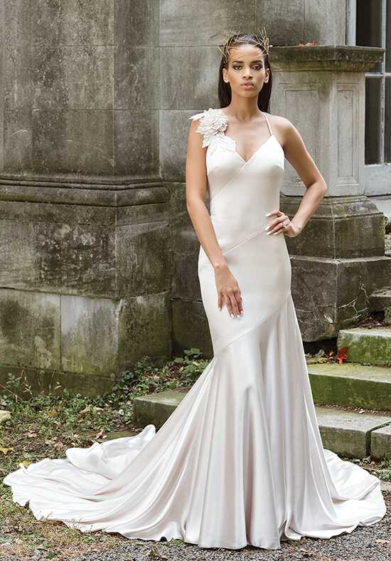 Justin Alexander Signature 9866 Mermaid Wedding Dress