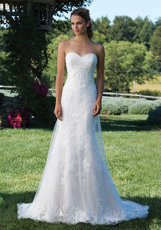 Sincerity Bridal 3979 A-Line Wedding Dress