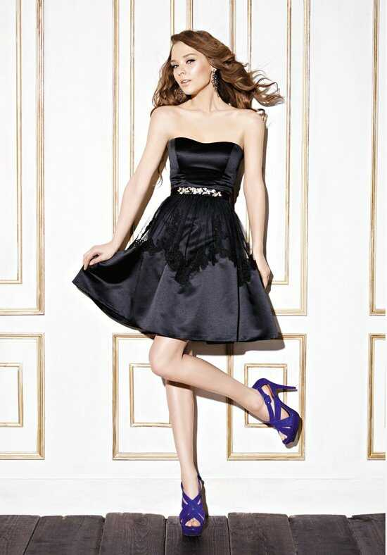 Love by Enzoani F7 Sweetheart Bridesmaid Dress