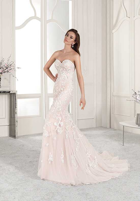 Demetrios 839 Mermaid Wedding Dress