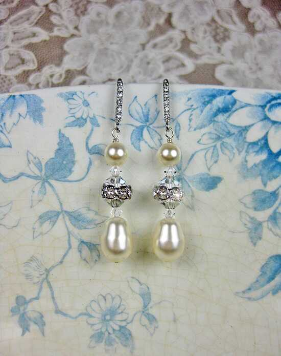 Everything Angelic Paulina Earrings - e356 Wedding Earrings photo