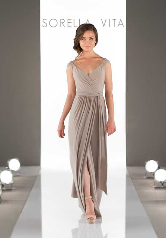 Sorella Vita 8874 V-Neck Bridesmaid Dress