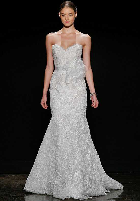 Lazaro 3412 Mermaid Wedding Dress