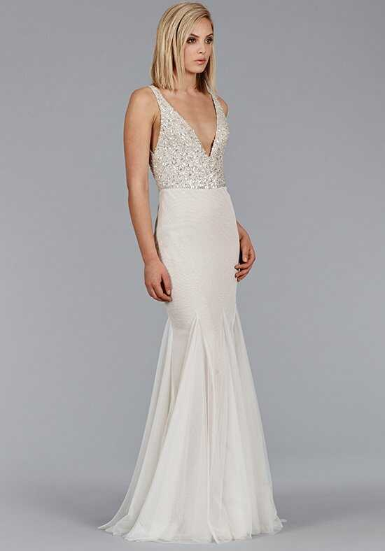 Jim Hjelm 8452 A-Line Wedding Dress