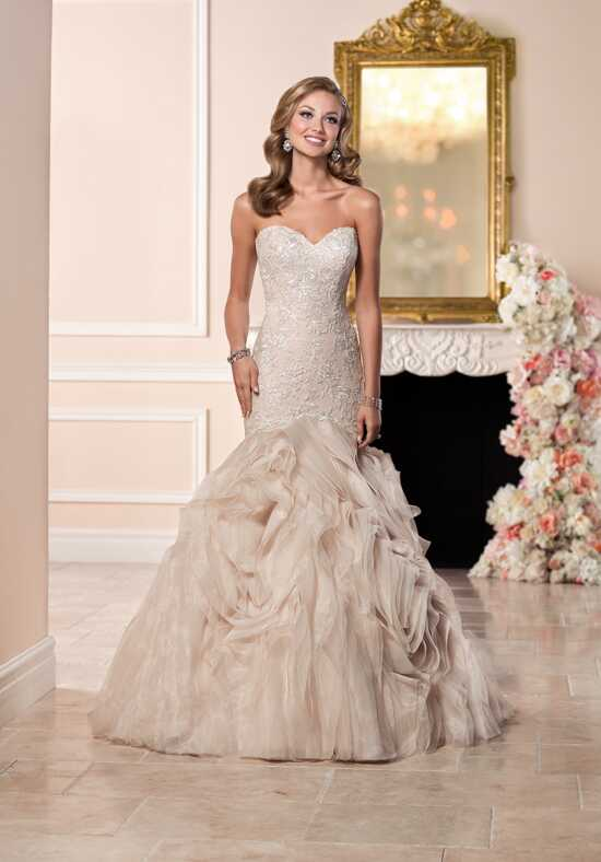 Stella York 6285 Mermaid Wedding Dress