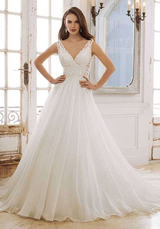 Sophia Tolli Y11882 Peri A-Line Wedding Dress