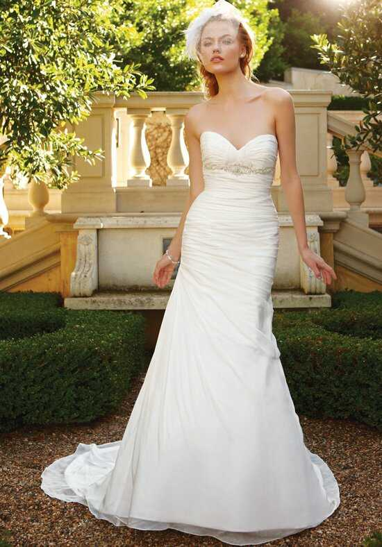 Casablanca Bridal 2049 Mermaid Wedding Dress
