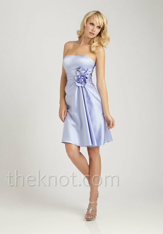 Allure Bridesmaids 1254 Strapless Bridesmaid Dress