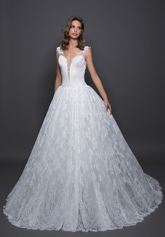 LOVE by Pnina Tornai for Kleinfeld 14554 Ball Gown Wedding Dress