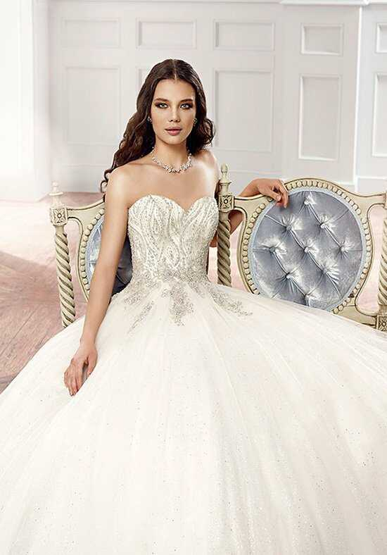 Eddy K CT126 Ball Gown Wedding Dress