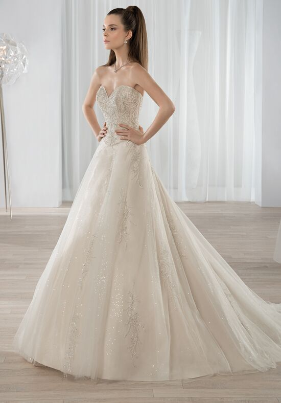 Demetrios 598 A-Line Wedding Dress