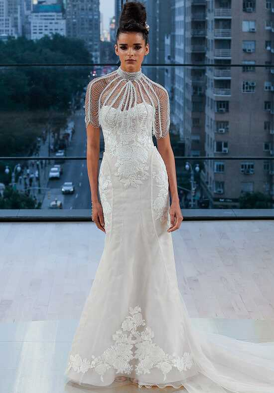 Ines Di Santo Perry Mermaid Wedding Dress
