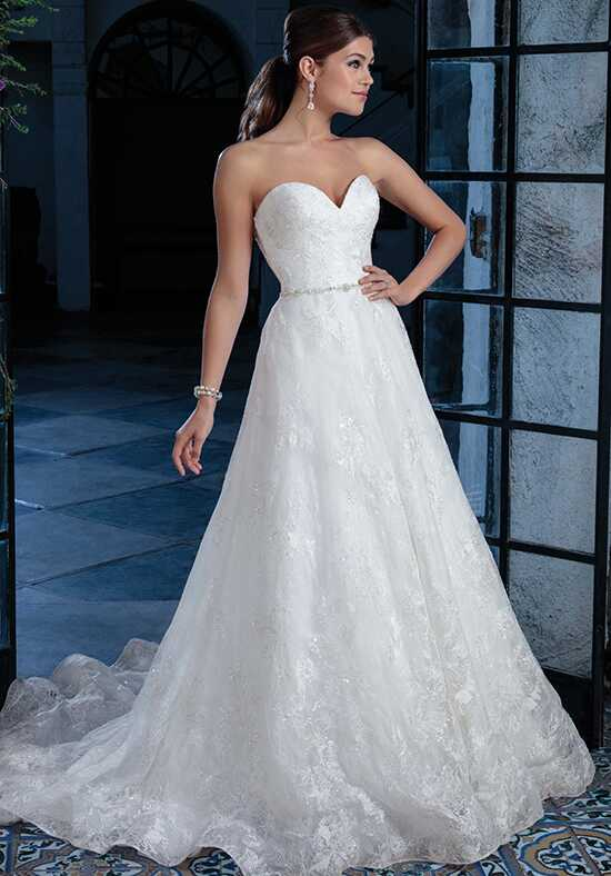 Amaré Couture C129 Irena A-Line Wedding Dress