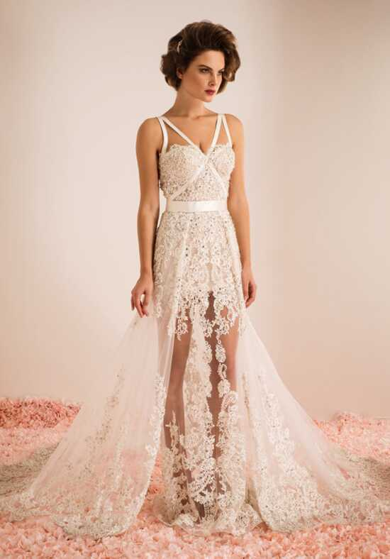 Ysa Makino KYM164 Sheath Wedding Dress