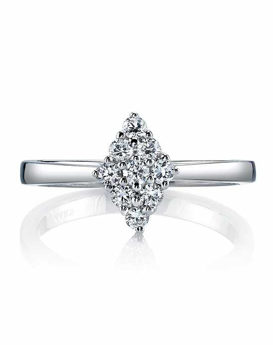 MARS Fine Jewelry Marquise Cut Engagement Ring