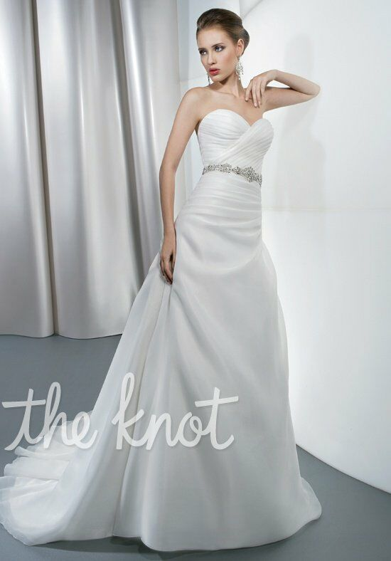 Demetrios 3191 A-Line Wedding Dress
