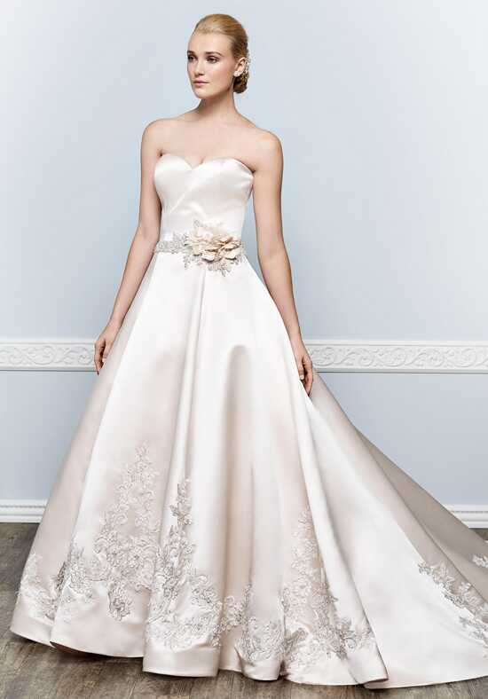 Kenneth Winston 1652 Ball Gown Wedding Dress