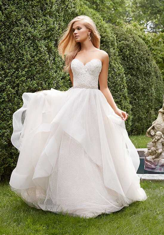 Alvina Valenta 9551 Wedding Dress photo